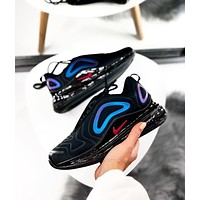 Nike Air Max 720 Air cushion jogging shoes-2