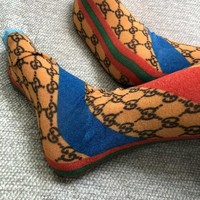 GUCCI Fashion and leisure socks