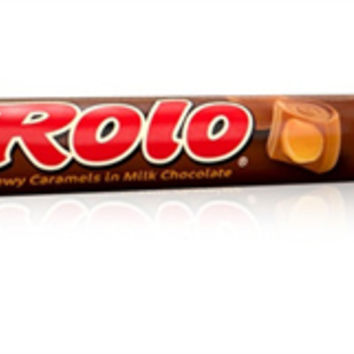 Rolo Chewy Caramels in Milk Chocolate 1.7 oz Packets - Pack of 12
