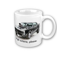 1968 Chevrolet Camaro RS SS Coffee Mug from Zazzle.com