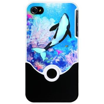 Orca 3 iPhone 4 Slider Case> Orca 3> Gatterwe