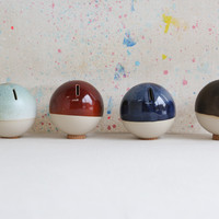 Stoneware Bank - Group Two