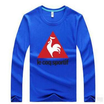 Le Coq Sportif Casual Long Sleeve Top Sweater Pullover