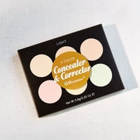 bh cosmetics Concealer & Corrector Palette | Urban Outfitters