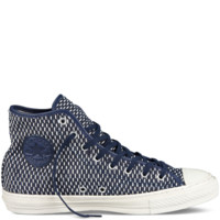 Converse - Chuck Taylor Tailored - Hi - Ensign Blue