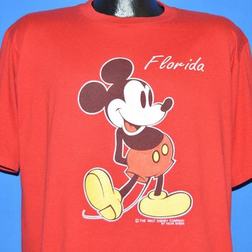 90s Mickey Mouse Florida t-shirt Extra Large
