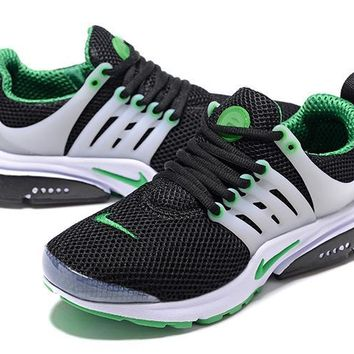 Air Presto Green Black