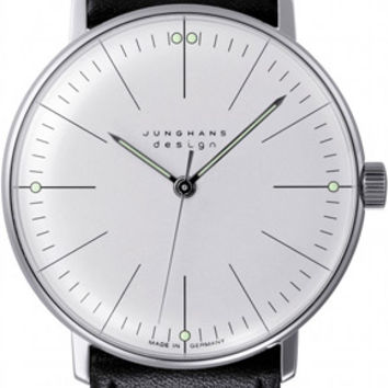 Junghans Max Bill Hand-Winding Watch 3700
