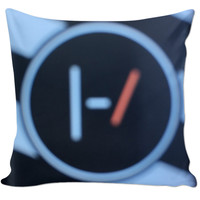 Perfect Twenty One Pilots Pillow For A Bed Or Couch!!!