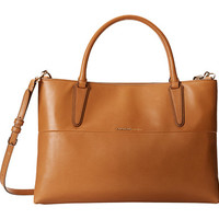 COACH Soft Borough Bag Nappa Leather
