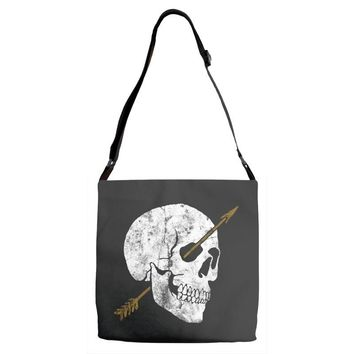 arrow Adjustable Strap Totes