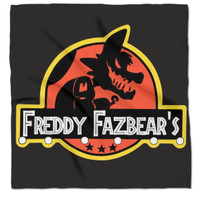 Five Nights At Freddy's - Jurassic Park Style