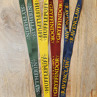 Wizard House Lanyards, your choice.