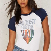 Rad Daze Graphic Tee