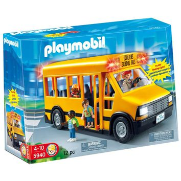 Playmobil School Bus [5940]