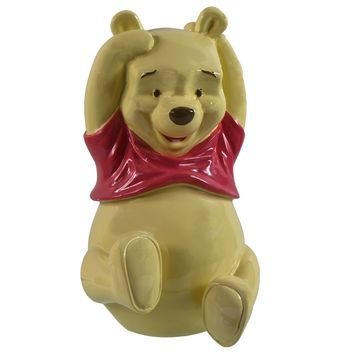 Winnie the Pooh - Holding Head Toy Bank