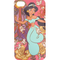 Disney Aladdin Jasmine Birds iPhone 5 Case