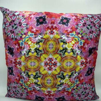 Silk Satin 16mm Pillow Cover 3 - 24x24 Inches