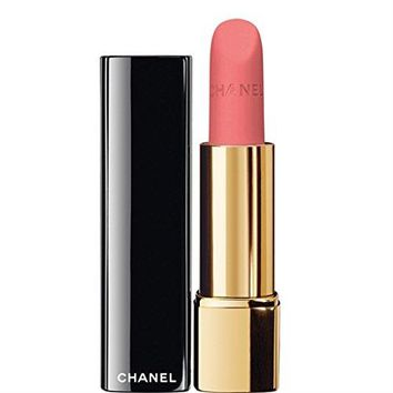 CHANEL ROUGE ALLURE VELVET INTENSE LONG-WEAR LIP COLOUR # 61 LA SECRETE - Limited Edition
