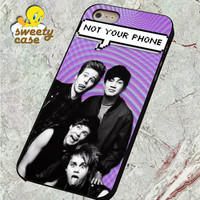 5SOS not your phone For SMARTPHONE CASE