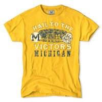Michigan Wolverines The Victors T-Shirt