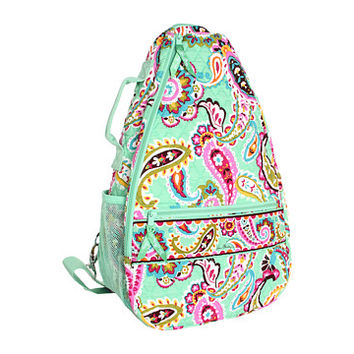 Vera Bradley Sling Tennis Backpack