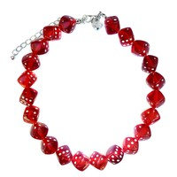 Red Dice Choker