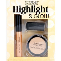 City Color Highlight Glow Set