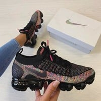 "Nike W Air Vapormax Flyknit 2 ""Multi"" Sneaker Shoes"