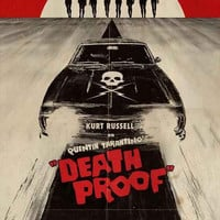 Death Proof (Spanish) Movie Poster 11x17