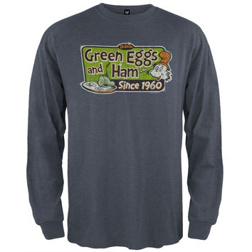 Dr. Seuss - Roadside Sam Long Sleeve T-Shirt