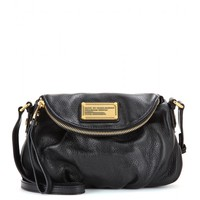 marc by marc jacobs - mini natasha textured leather shoulder bag