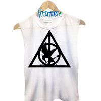 The Potter Games Muscle Tank - Small