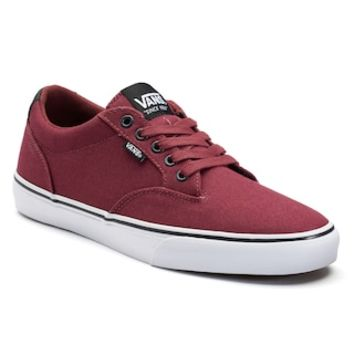 Vans Winston DX Men's Canvas Skate Shoes | null