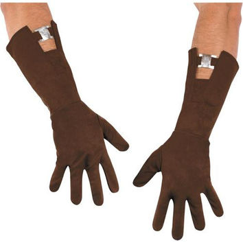 Costume Accessory: Gloves Captain America Movie Version
