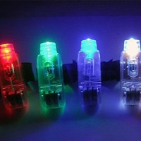 LED Finger Lights (4 pcs)