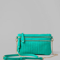 HILLSBORO ZIPPER CROSSBODY