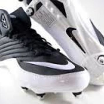 Nike Super Speed D 3/4 Men's Detachable Football / Lacrosse Cleats