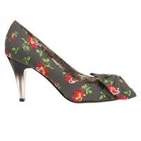 Irregular Choice | Womens | Vegetarian | Poetic Licence Flirtation