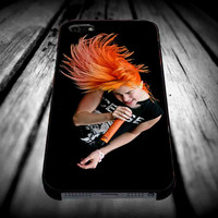 hayley williams paramore hair fire for iPhone 4/4s/5/5s/5c/6/6 Plus Case, Samsung Galaxy S3/S4/S5/Note 3/4 Case, iPod 4/5 Case, HtC One M7 M8 and Nexus Case **