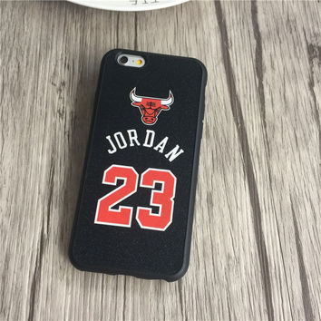 Bulls JORDAN 23 Case for iPhone