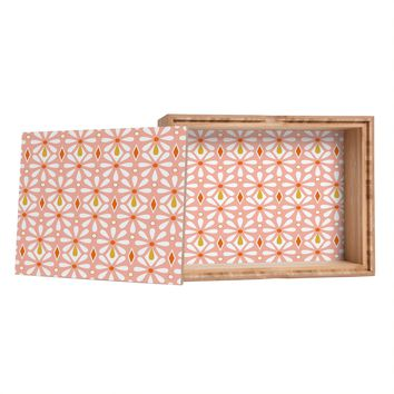 Heather Dutton Fleurette Radiant Storage Box