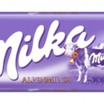 Milka Alpine Milk Chocolate, 10.6 oz