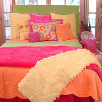 Citrus Splash Bedding