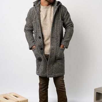 Chore Coat - Brown/Grey