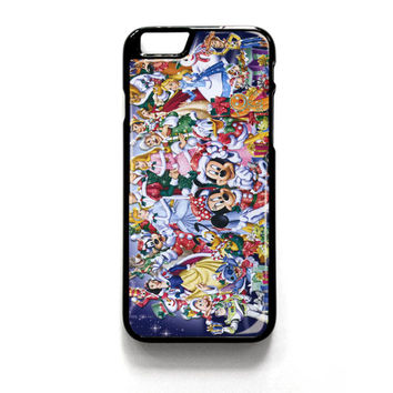 Walt Disney iPhone 4 4S 5 5S 5C 6 6 Plus , iPod 4 5  , Samsung Galaxy S3 S4 S5 Note 3 Note 4 , and HTC One X M7 M8 Case