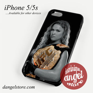 Ronda Rousey Ufc Phone case for iPhone 4/4s/5/5c/5s/6/6s/6 plus
