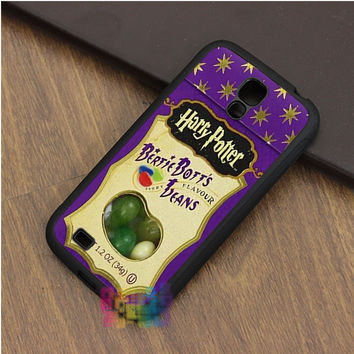 Harry Potter candy bertie botts fashion phone case for samsung galaxy S3 S4 S5 S6 S6 edge S7 S7 edge Note 3 Note 4 Note 5 #rz211