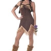 California Costumes Female Sexy Indian Princess Costume CC00940