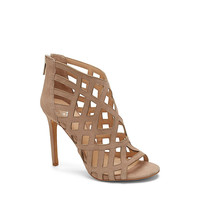 VINCE CAMUTO TATIANNA- OPEN TOE CAGE HEEL - Vince Camuto